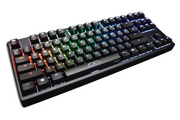 ตัวอย่าง Mechanical Keyboard